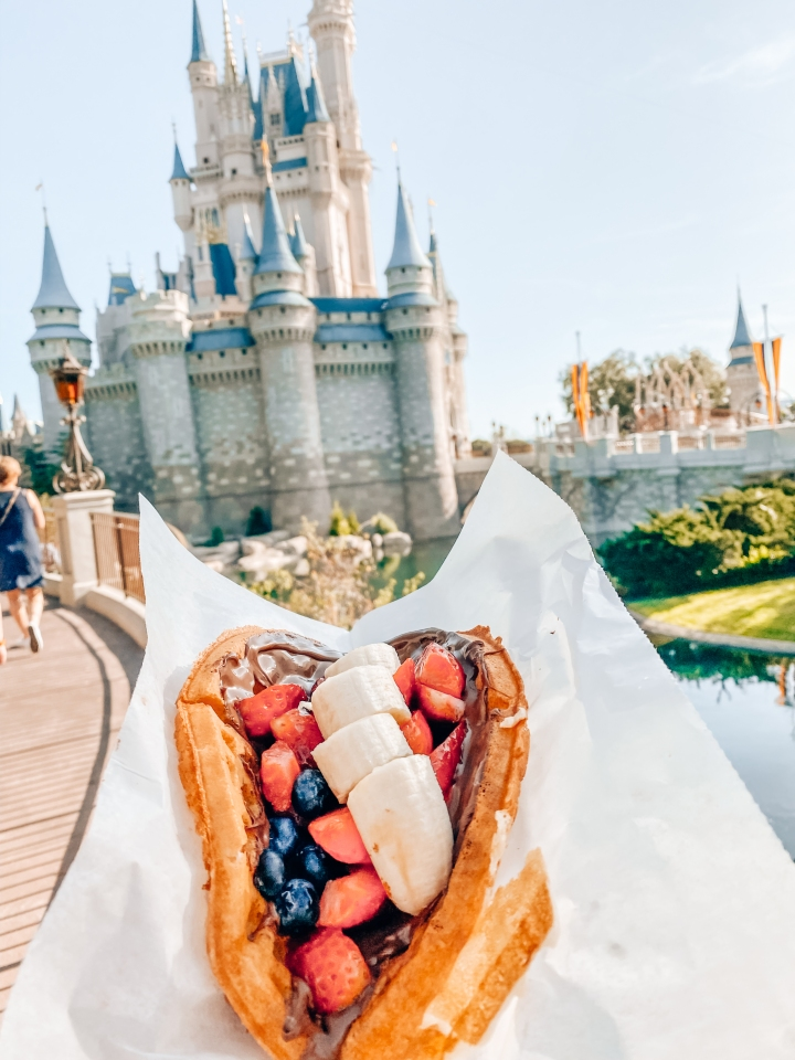 What to Eat in Walt Disney World